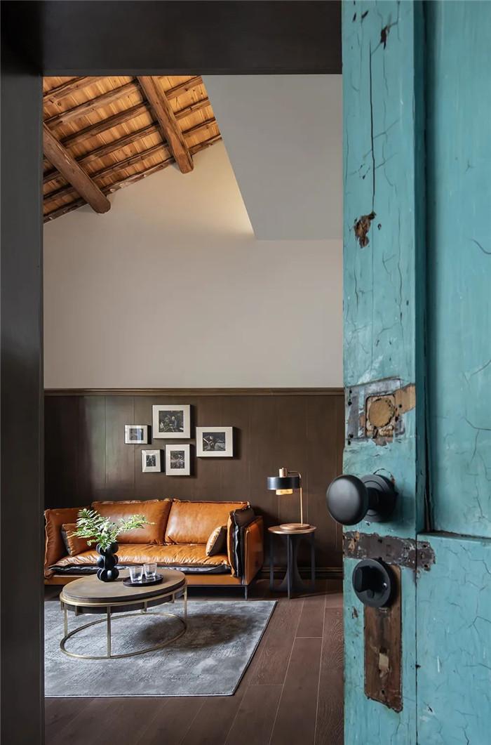 民国主题客房设计-集书店、咖啡、美术馆于一体的精品酒店设计方案