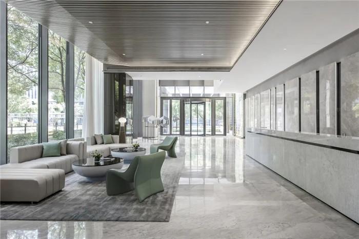 经久不衰的现代简约风CRYSTAL ORANGE酒店设计方案