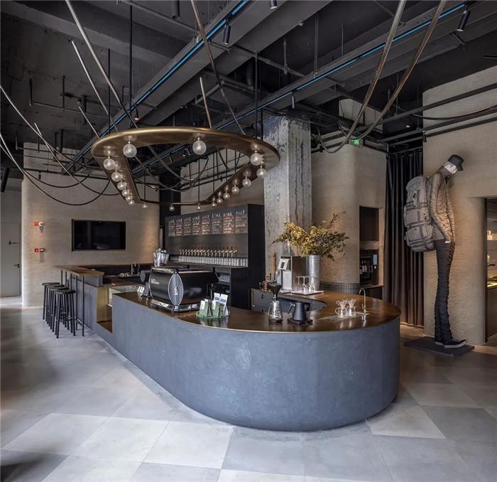 最新精品设计师酒店推荐:厦门NOA诺亚酒店大堂咖啡厅设计方案