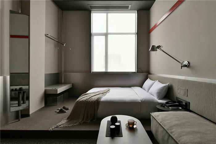 最新精品设计师酒店推荐:厦门NOA诺亚酒店客房设计方案