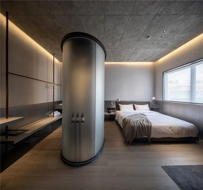 最新精品设计师酒店推荐:厦门NOA诺亚酒店大床房设计方案