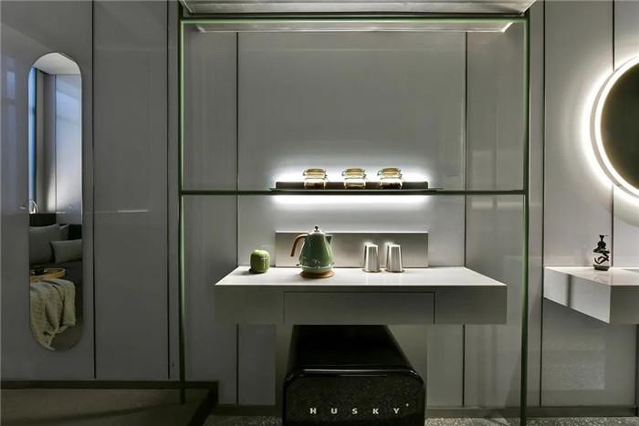 最新精品设计师酒店推荐:厦门NOA诺亚酒店客房卫生间设计方案
