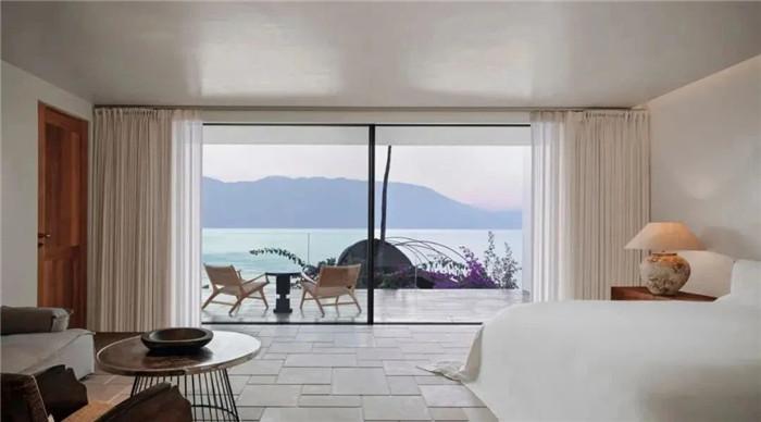 不需要IP的网红民宿酒店设计:亲近自然与自我