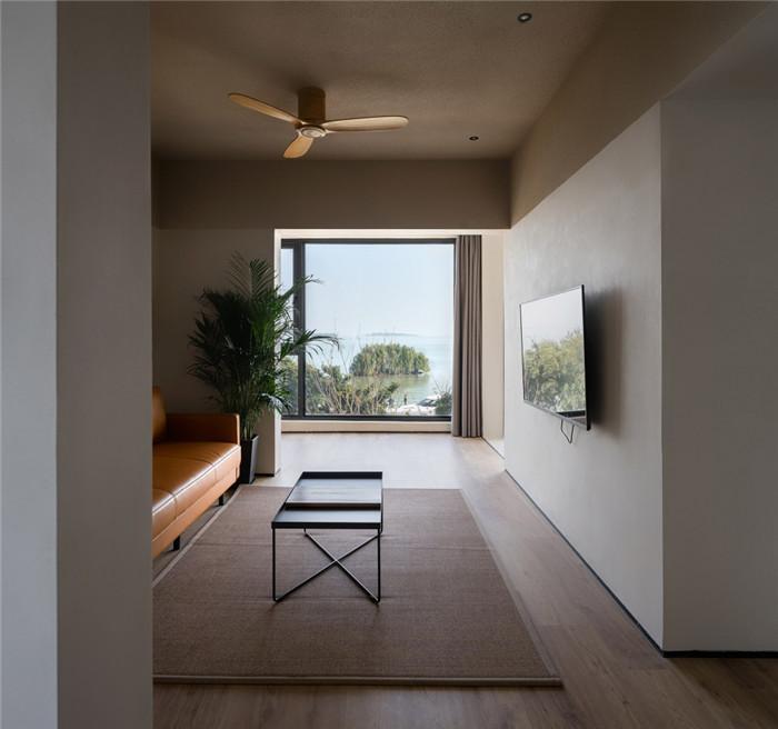 民宿客房设计-现代禅意山水   很成功的酒店民宿改造设计案例推荐