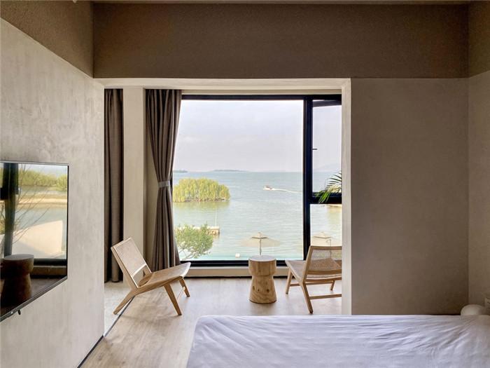 现代禅意山水   很成功的酒店民宿改造设计案例推荐