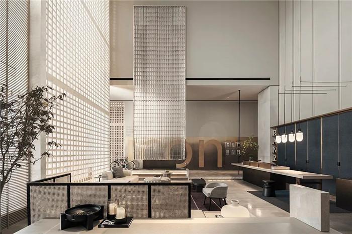 酒店大堂设计-颠覆传统的精品酒店设计推荐:ICON HOTEL酒店设计方案