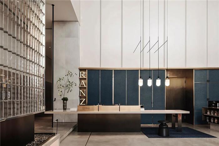 酒店大堂接待台设计-颠覆传统的精品酒店设计推荐:ICON HOTEL酒店设计