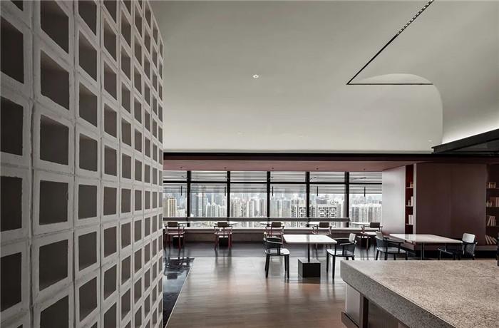 酒店餐厅设计-颠覆传统的精品酒店设计推荐:ICON HOTEL酒店设计
