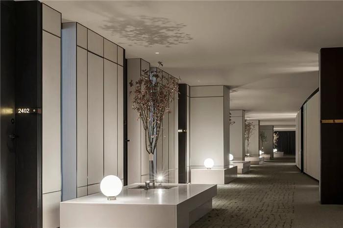 酒店客房走廊设计-颠覆传统的精品酒店设计推荐:ICON HOTEL酒店设计