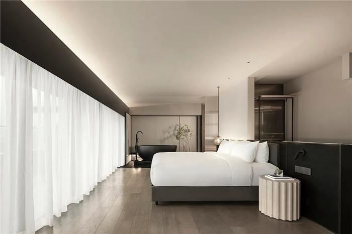 颠覆传统的精品酒店设计推荐:ICON HOTEL酒店设计