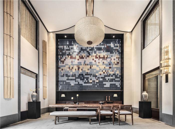 以当地人文为主题的九华山禅居度假酒店室内设计方案