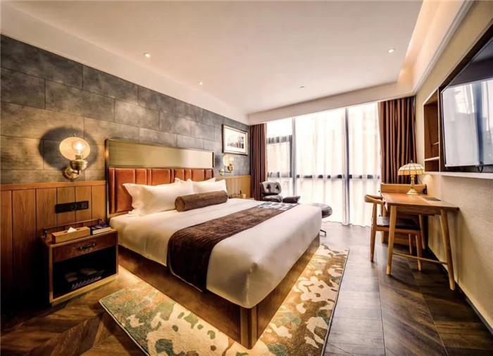 勃朗酒店设计观:盘一盘喆啡酒店的运营魅力