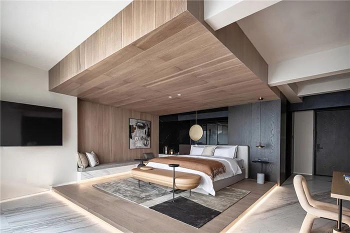 酒店特色客房设计-以邮轮帆船为灵感的泊乐艺术精品酒店设计案例