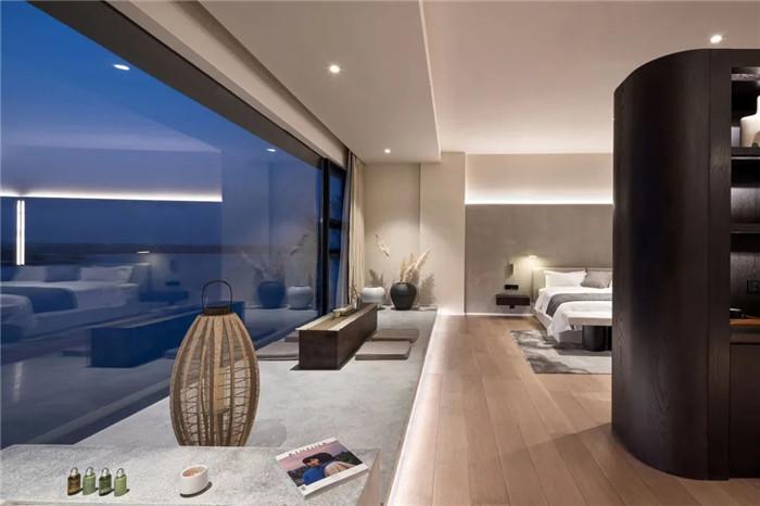 酒店客房设计-以邮轮帆船为灵感的泊乐艺术精品酒店设计案例