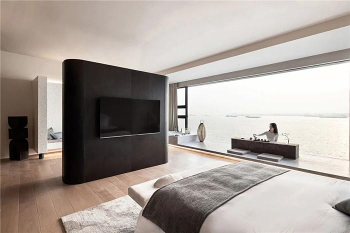 酒店套房设计-以邮轮帆船为灵感的泊乐艺术精品酒店设计案例