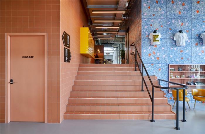贯彻循环环保设计的国外学子社区酒店设计方案