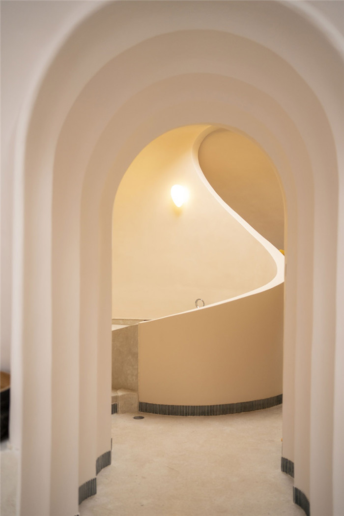 酒店室内设计-隐秘而轻松的野界小型度假村酒店设计案例