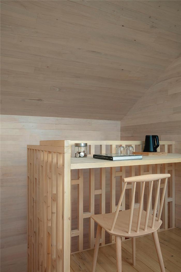 酒店室内设计-国外反传统的48°Nord奢华度假酒店设计方案