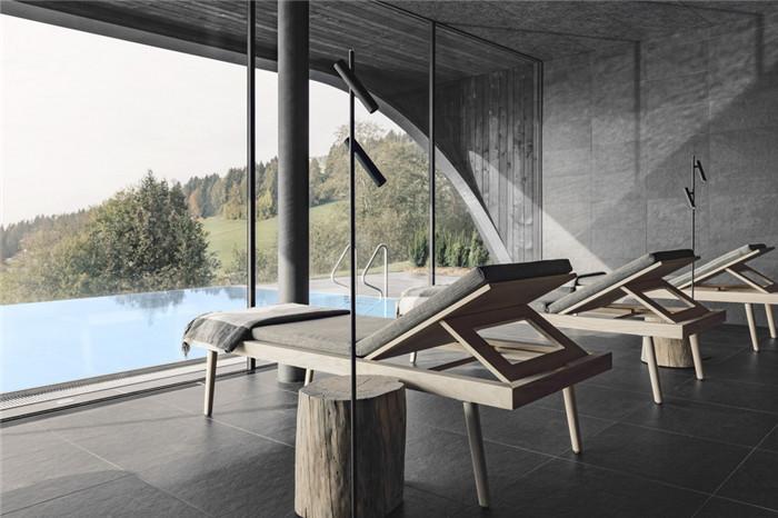 永不过时、简洁实用的Milla Montis酒店休闲区设计赏析