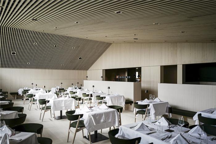 永不过时、简洁实用的Milla Montis酒店餐厅设计赏析