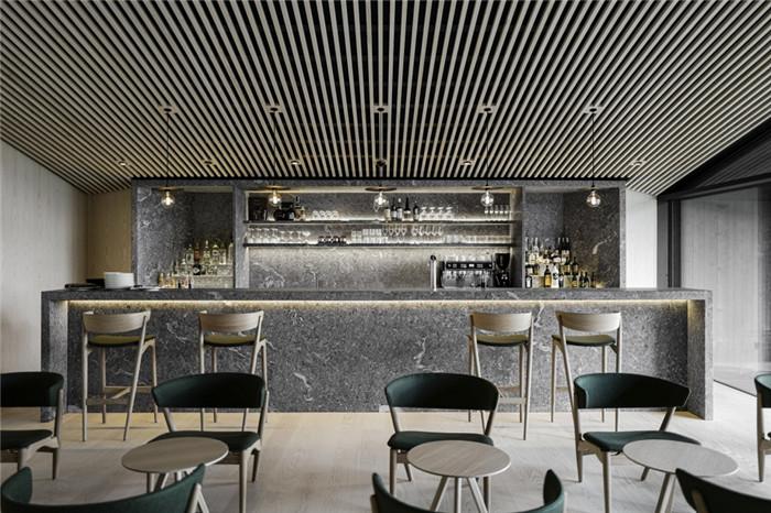 永不过时、简洁实用的Milla Montis酒店酒吧设计赏析