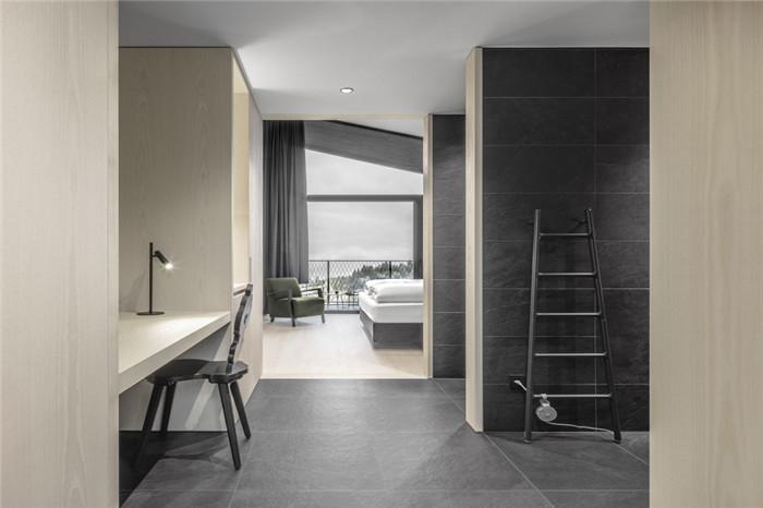 永不过时、简洁实用的Milla Montis酒店客房设计赏析
