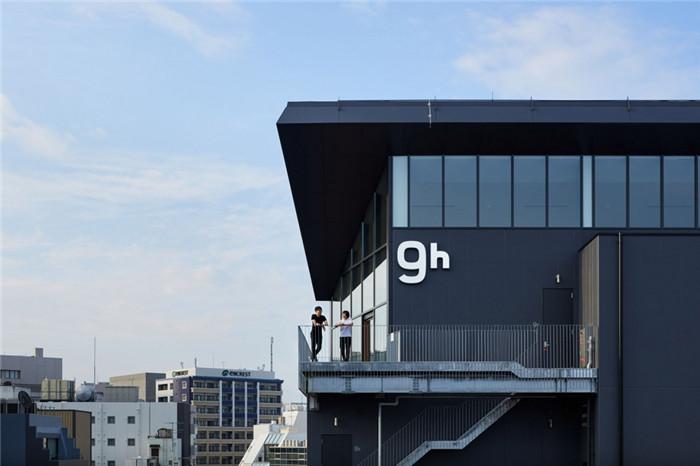 日本另类四星级标准9H胶囊旅馆设计说明