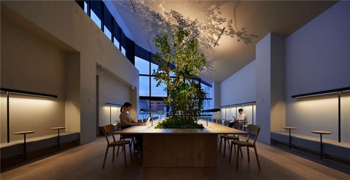 日本精品胶囊旅馆设计图