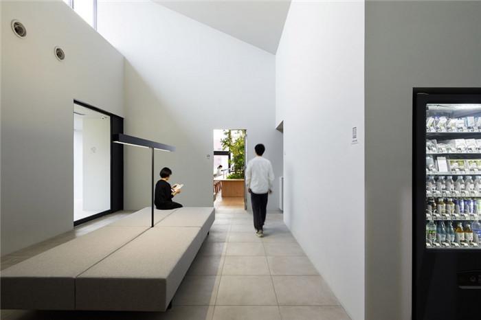 日本胶囊酒店设计