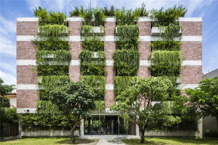 酒店入口设计-连接人与自然的Atlas精品酒店设计方案