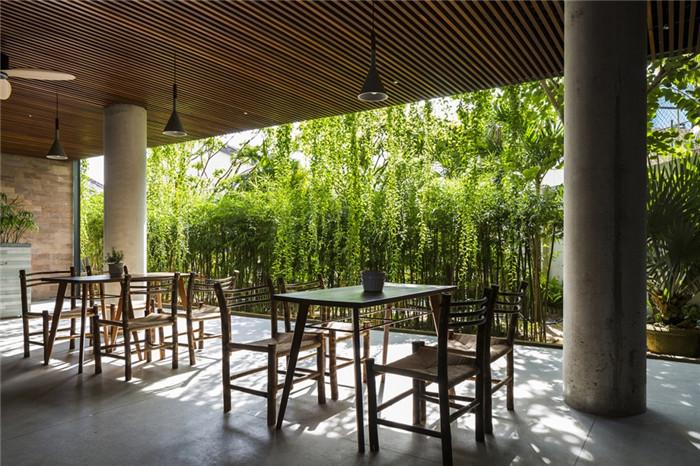 连接人与自然的Atlas精品酒店设计方案