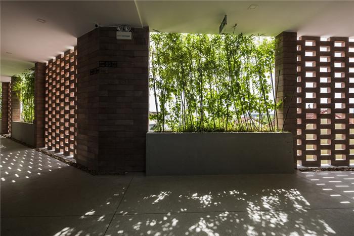 酒店走廊设计-连接人与自然的Atlas精品酒店设计方案