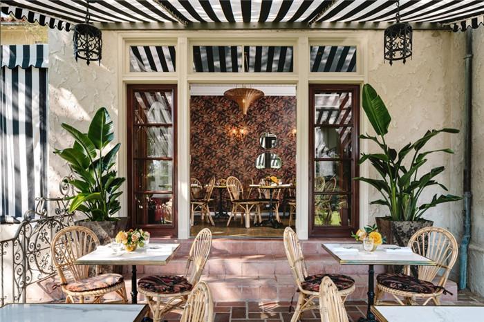 国外意大利风格豪宅改造花园度假酒店设计案例