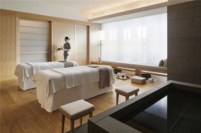 SPA设计-专为休闲和商务游客而定制的东京安缦度假酒店设计