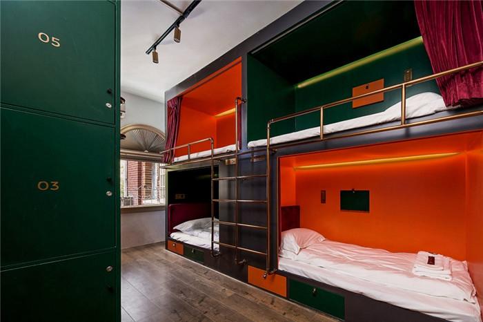 杭州ARTDECO复古风精品酒店改造设计方案