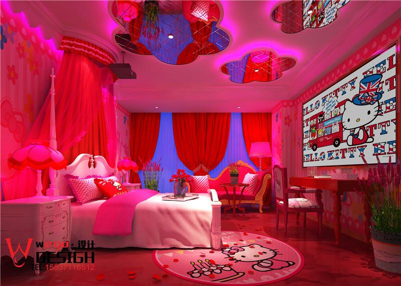 电影酒店设计