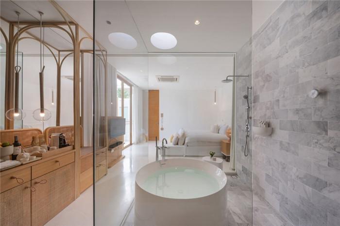 苏梅岛度假酒店客房设计
