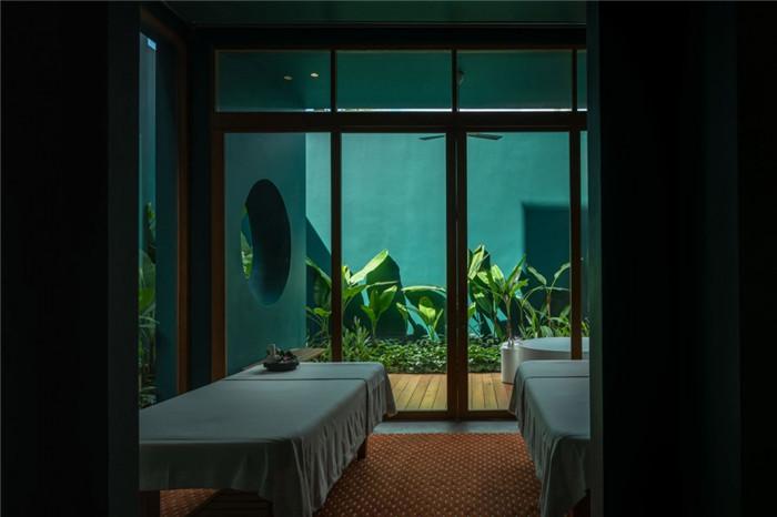 度假酒店SPA设计