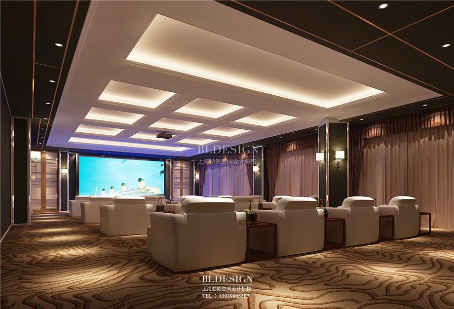 休息大厅设计-香格里拉假日温泉度假酒店设计方案