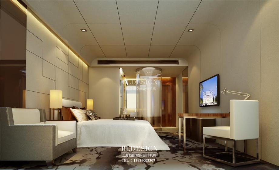 客房设计-郑州瑜舍温泉度假酒店设计效果图