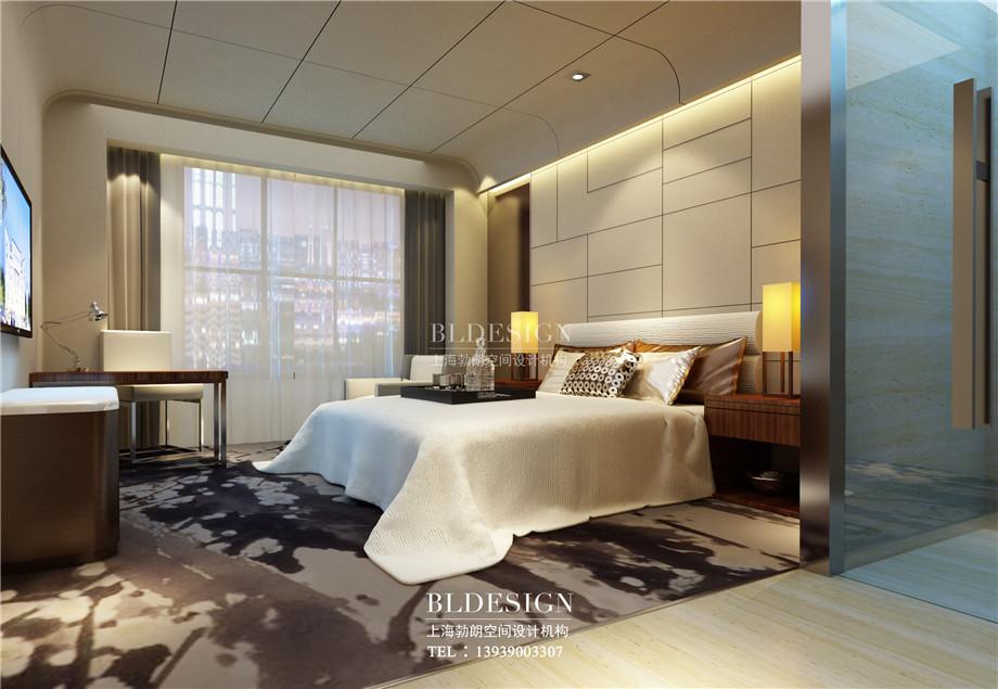 客房设计-郑州瑜舍温泉度假酒店设计方案