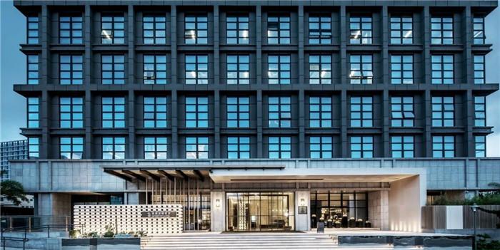 酒店外观设计-以城市文化为蓝本的英威斯顿精品酒店设计案例