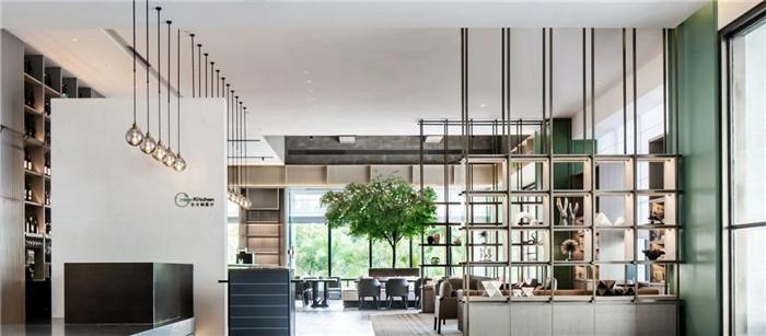 酒店大堂设计-以城市文化为蓝本的英威斯顿精品酒店设计案例