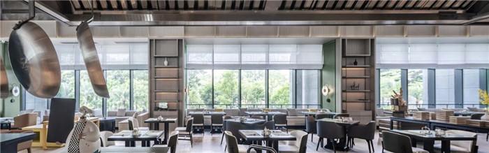 酒店餐厅设计-以城市文化为蓝本的英威斯顿精品酒店设计案例