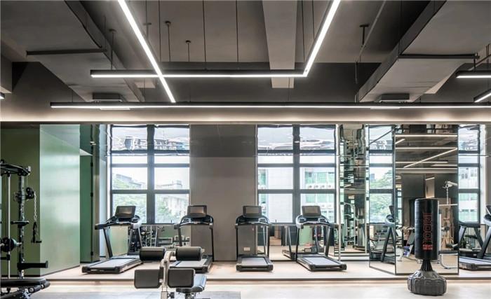 酒店健身房设计-以城市文化为蓝本的英威斯顿精品酒店设计案例