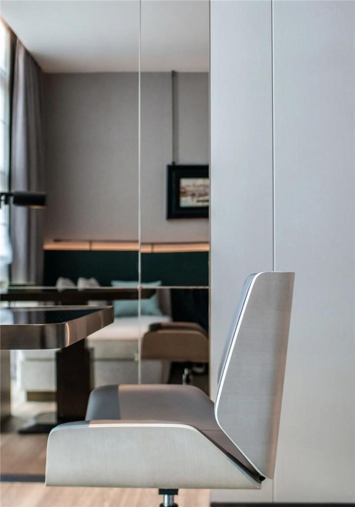 酒店客房设计-以城市文化为蓝本的英威斯顿精品酒店设计案例