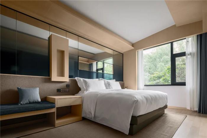 非标准化五星级酒店酒店客房升级改造设计案例