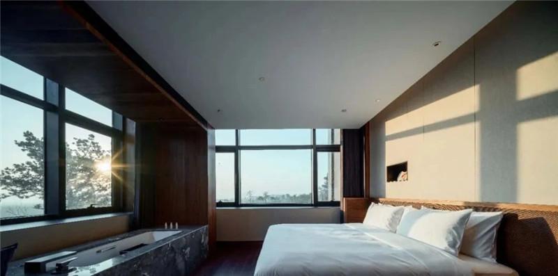 邯郸水墨园燕枝园林艺术酒店设计欣赏
