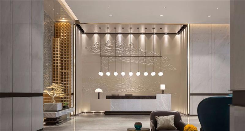 三亚现代中式洛克港湾五星级度假酒店设计案例