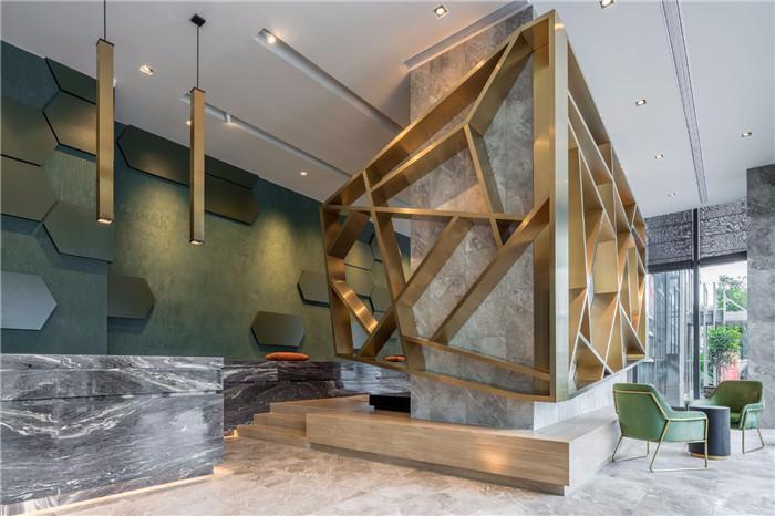 上海和颐连锁精品商务酒店改造设计方案